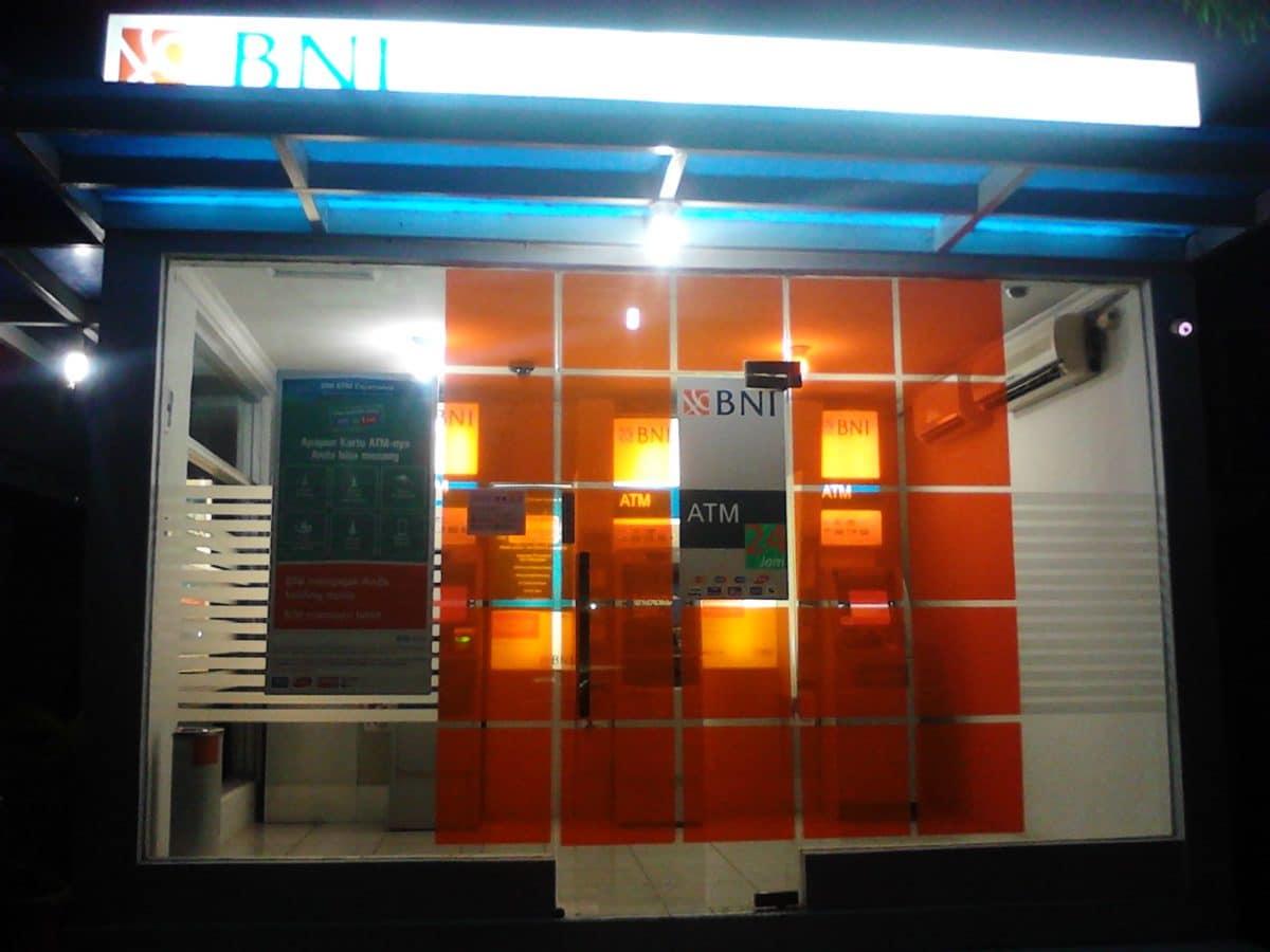 Bank ATMs are safe - Villa Koru