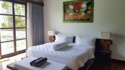 King Size Beds at Villa Koru -Luxury Seminyak Villa for Holiday Rental