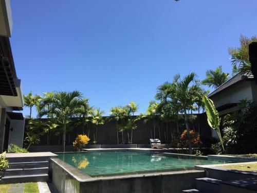 Blue Sky Day - Villa Koru