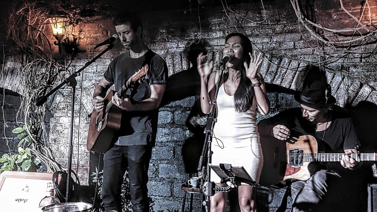 Live Music at The Orchard - Villa Koru