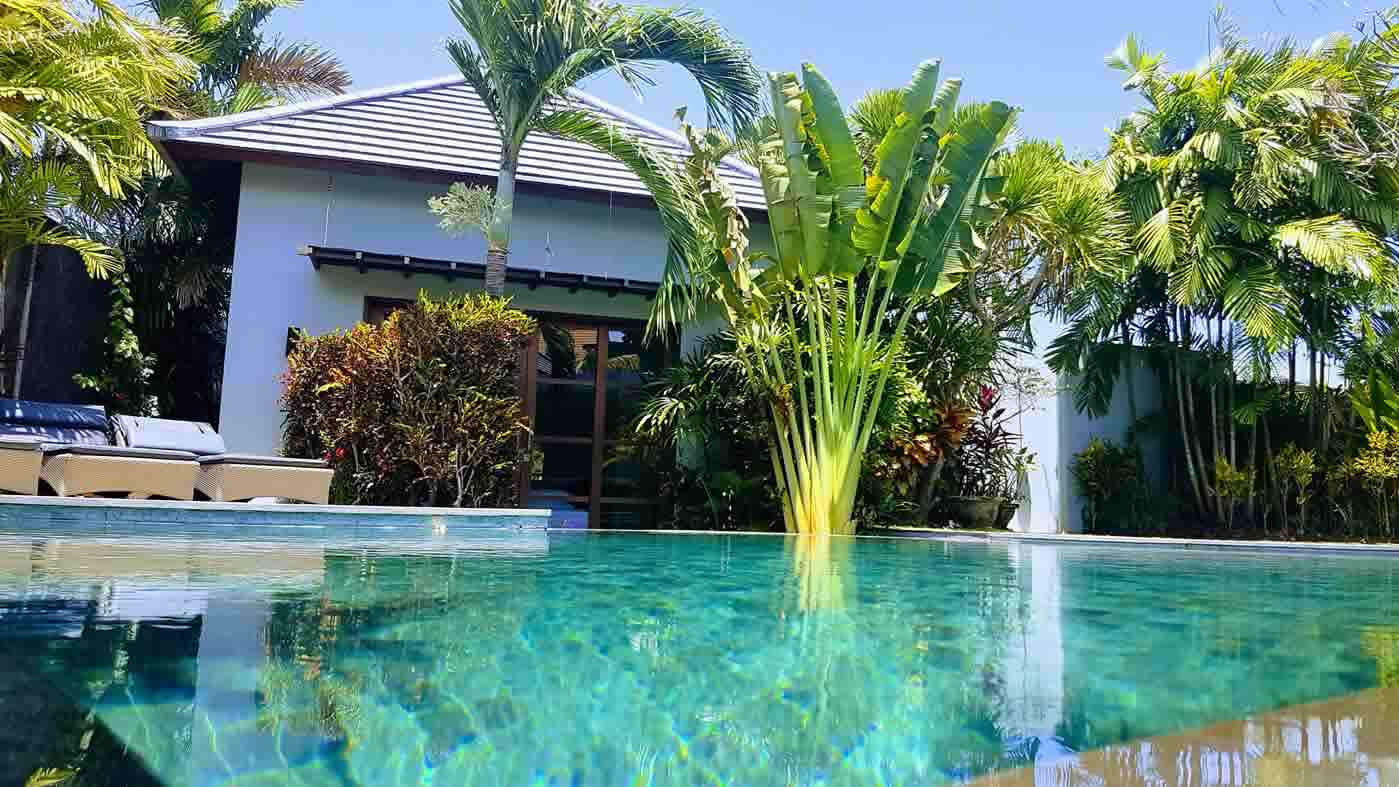 Villa Koru - Swimming Pool